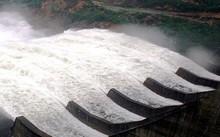 Các hồ thủy điện, hồ chứa điều tiết xả lũ