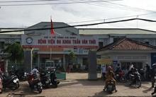Bệnh viện Đa khoa Trần Văn Thời.