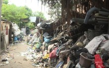 Ô nhiễm môi trường làng nghề vượt… 30 lần cho phép