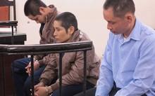 3 bị cáo tại tòa.
