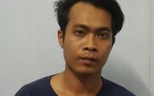 Trần Phú Tài lúc mới bị bắt.