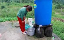 Người dân xã Thượng Hóa đang đối mặt với tình trạng thiếu nước sạch