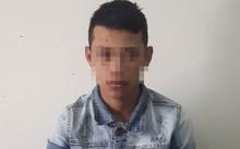 Huỳnh Văn Dũng bị bắt tạm giam 4 tháng để điều tra về hành vi giết người. Ảnh: PC45