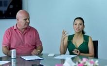 Thu Minh tổ chức họp báo tố chủ dự án C.T Phương Nam 'lật lọng'