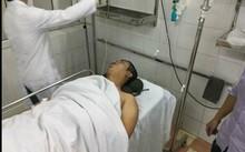 Thượng úy SGT bị kéo lê bị gãy xương sườn, dập phổi