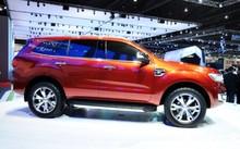 """Ford Everest 2016 """"chốt"""" giá thấp nhất 1,249 tỷ đồng tại Việt Nam"""