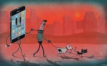 Con người đã trở thành nô lệ của công nghệ như thế nào?