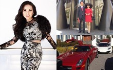 'Em gái Cẩm Ly' Hà Phương trải lòng về hôn nhân với chồng tỷ phú