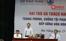 Bí thư Nguyễn Xuân Anh: Thanh niên nên có hoài bão làm lãnh đạo
