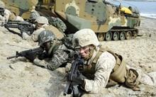 Mỹ - Hàn tập trận đánh đòn phủ đầu, Triều Tiên tổng động viên