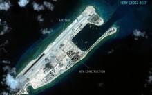 Trung Quốc bao biện việc điều máy bay quân sự ra đá Chữ Thập