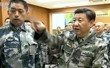 Chủ tịch TQ Tập Cận Bình giữ chức Tổng tư lệnh quân đội