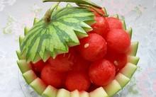 """Những điều """"không"""" khi ăn dưa hấu"""