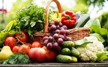 Khám phá tác dụng chữa bệnh của thực phẩm qua màu sắc