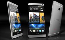 Smartphone HTC One vừa xuống giá cực sốc