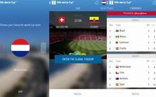 4 ứng dụng di động nên cài để xem World Cup 2014