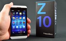 Sốc: BlackBerry Z10 sắp bị khai tử tại Việt Nam