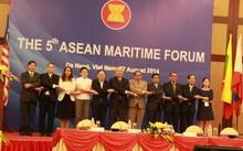 AMF5: Thách thức và cách tiếp cận đối với những vấn đề trên biển Đông