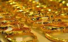 Cuối tuần, giá vàng trong nước giảm nhẹ