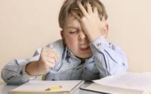Tuyệt chiêu giúp trẻ giảm căng thẳng khi tới trường
