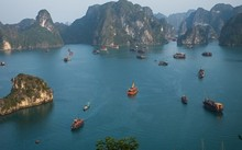 Vịnh Hạ Long lọt Top 8 không gian xanh đẹp nhất ở châu Á