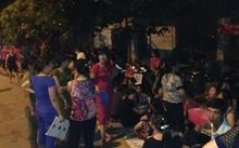 Chuyển chợ, hàng trăm tiểu thương thức trắng đêm phản đối chính quyền