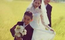 Lên xe hoa lần 2, Kim Hiền hạnh phúc chuẩn bị đám cưới bên Mỹ