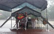 Hà Nội mưa trắng trời đưa tiễn nhà văn Tô Hoài
