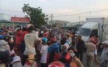 Điều động hàng trăm cảnh sát cơ động giải toả ách tắt trên Quốc lộ 1A