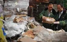 Trung Quốc: Tiết lộ nguồn gốc khối thịt đông lạnh... 40 năm