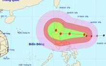 Tin bão mới nhất: Bão Koppu sẽ đổ bộ Philippines đêm nay (17/10)