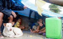 Philippines dọn dẹp đống đổ nát sau siêu bão Koppu