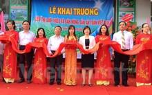 Khai trương siêu thị tiêu thụ nông sản an toàn đầu tiên ở Hà Nội