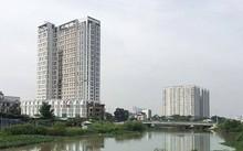 Một dự án có tiến độ xây dựng nhanh, sẽ bàn giao nhà trong quý IV/2016 tại khu Đông TP HCM đang tăng giá hơn 20%. Ảnh:Vũ Lê