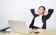 Giảm căng thẳng ngay tại bàn làm việc