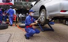 Ngành ôtô Việt đã sản xuất được gương, kính
