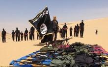 Các phần tử thánh chiến của nhóm Wilayat Sinai. (Nguồn: albawabhnews.com)