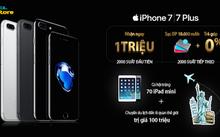 Đặt trước iPhone 7 từ hệ thống Viettel Store, giảm ngay 1 triệu đồng