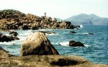 hềnh đá tự nhiên ở Bãi Bụt - Bán đảo Sơn Trà