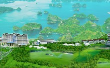 Phối cảnh dự án FLC Halong Bay Golf Club & Luxury Resort