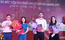 Ông Bùi Quang Tuấn – Tổng giám đốc Công ty cổ phần Địa ốc Việt Hân ký kết cùng các đối tác giáo dục của Goldmark City.