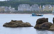Khu nghỉ dưỡng JW Marriott là dự án lớn đầu tiên đi vào hoạt động tại phía Nam Phú Quốc