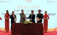 Lễ kí kết hợp tác chiến lược giữa Lixil và Cengroup ngày 2/12