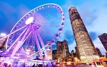 Vietjet khai trương đường bay TP.HCM – Hong Kong