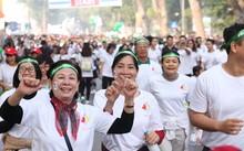 Gần 500 nhân viên Manulife dẫn đầu 'Cuộc chạy vì trẻ em Hà Nội'