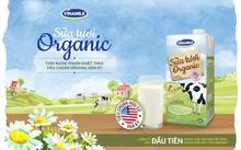 Sữa tươi Vinamilk Organic – khởi nguyên cho cuộc sống thuần khiết