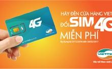 Viettel bố trí hơn 1.600 điểm đổi SIM 4G miễn phí