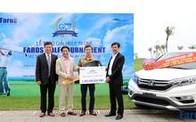 Golfer Phạm Vĩnh Hà thắng giải HIO tại  FLC Faros Golf Tournament 2016