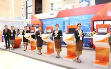 Unitel trúng thầu dự án xã hội thông minh lớn nhất tại Lào