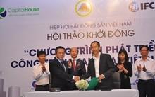Capital House tài trợ 1 triệu USD phát triển công trình xanh